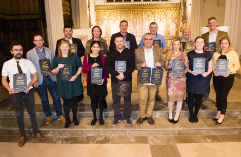 Tiptree World Bread Awards - UK Winners 2017
