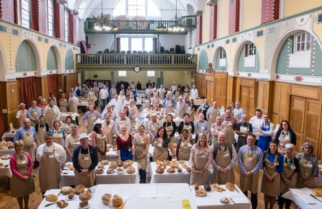 World Bread Award UK - 2017 Judges