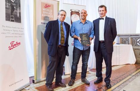 Winner 2019, Pretzel - Bary Yogev of Liv Breads Artisan Bakery, New Jersey