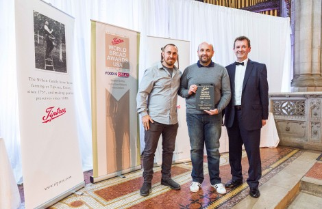 Winner 2019, Baguette - Stephane Grattier of Boulangerie Christophe, Georgetown, Washington
